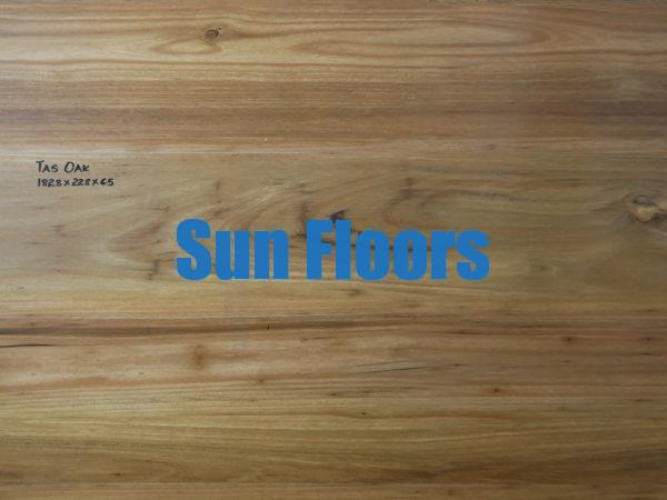 Sun Floors Imports- Tas Oak