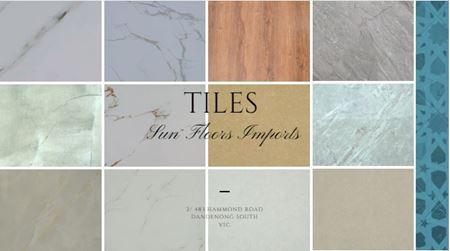 Sun Floors sells Tile Flooring