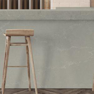 Sun Floors Imports - Cloudy Grey Kitchen Benchtop