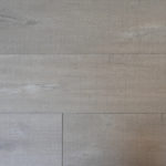 QSEW- Oak Planks with Saw Cuts Light 8mm Laminate Flooring