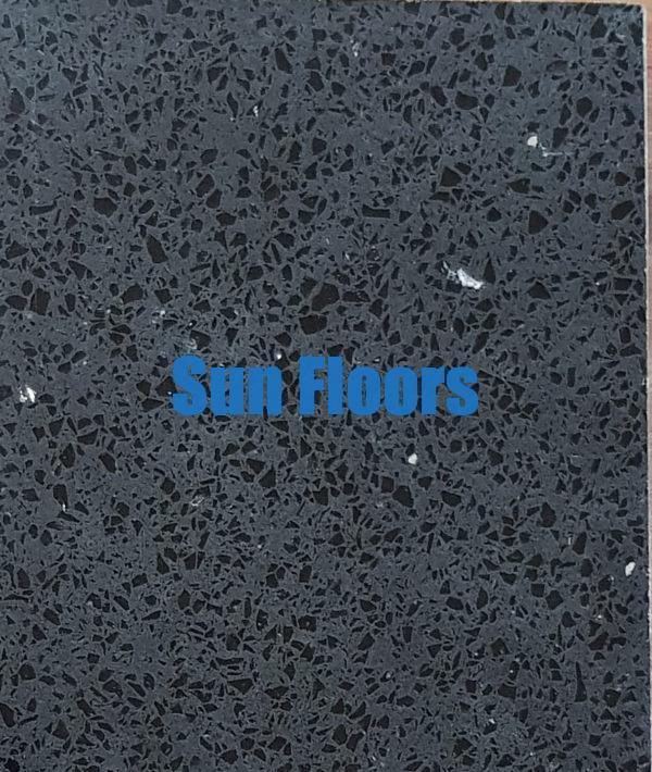 Sun Floors Imports- Silver Star Black