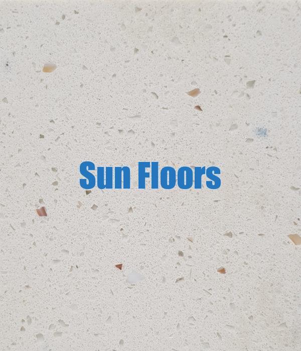 Sun Floors Imports- Spring White