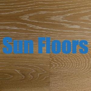 Sun Floors Imports- White Wash