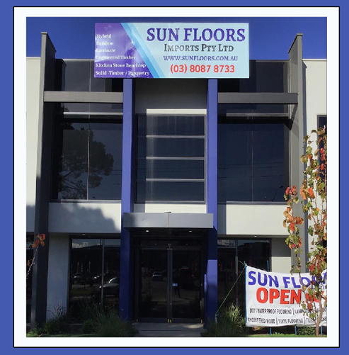 About Our Company- Sun Floors