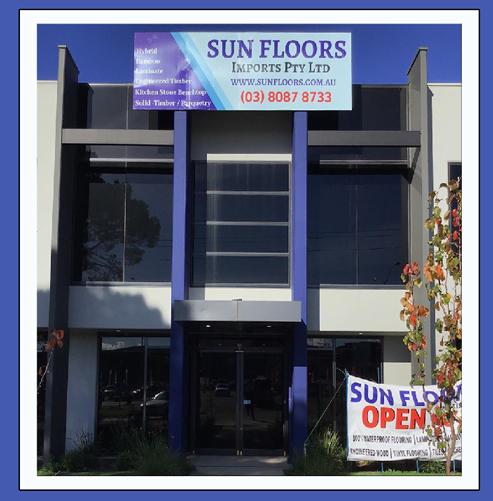 Sun Floor Building