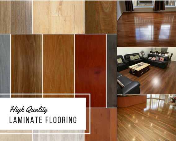 Laminate Flooring in Victoria